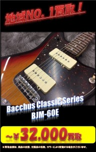 bacchus bjm-60e