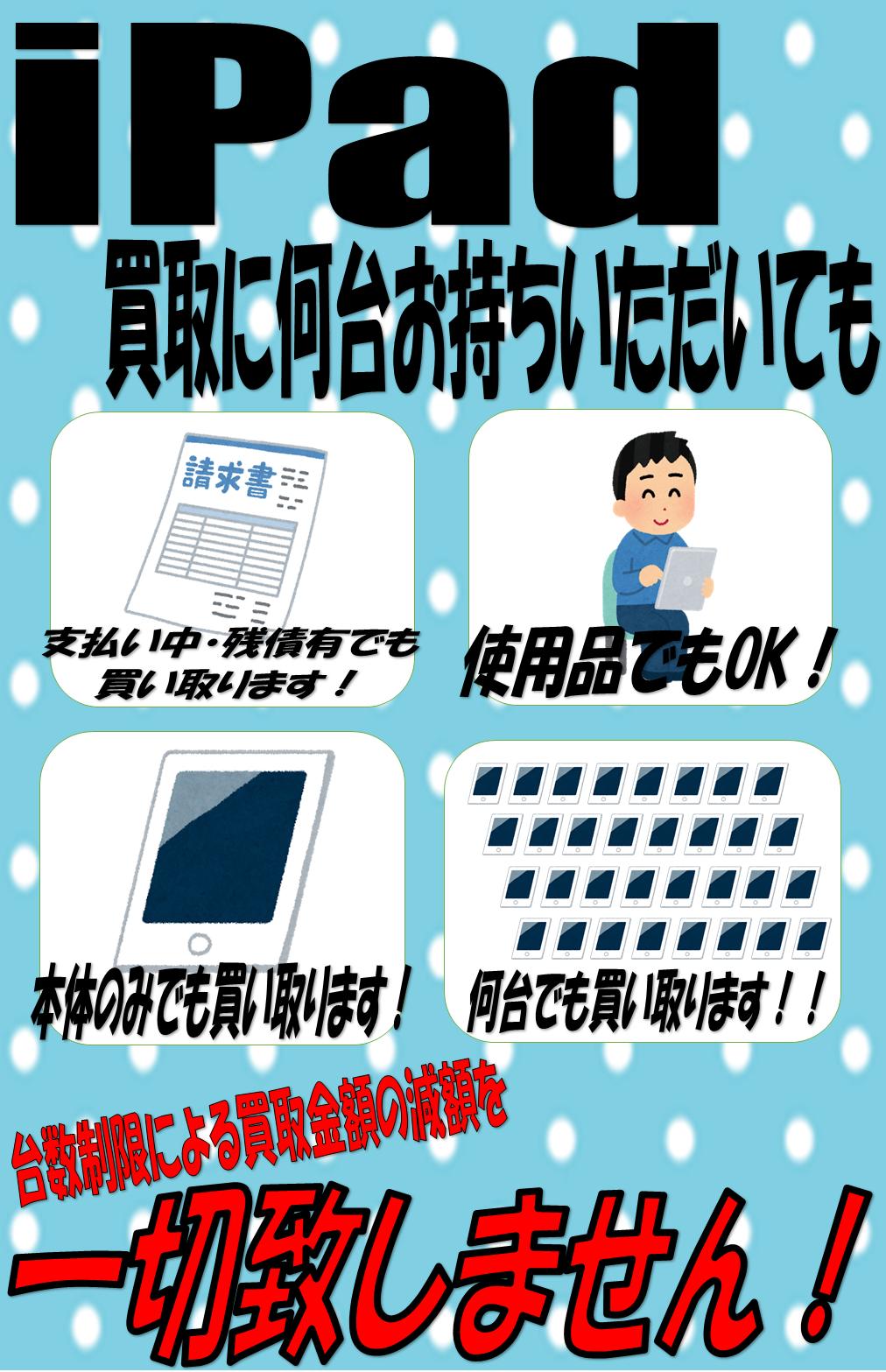 iPad③